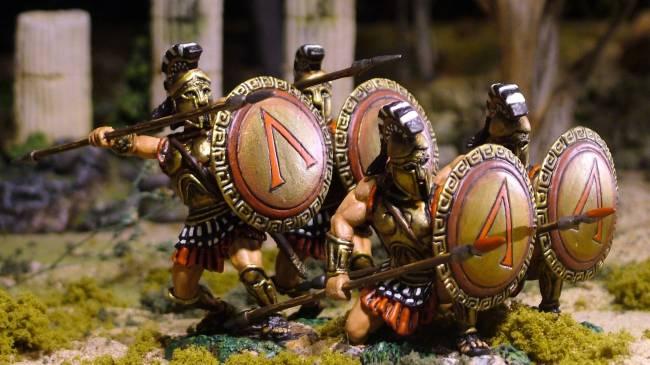 300 spartans meet greeks online