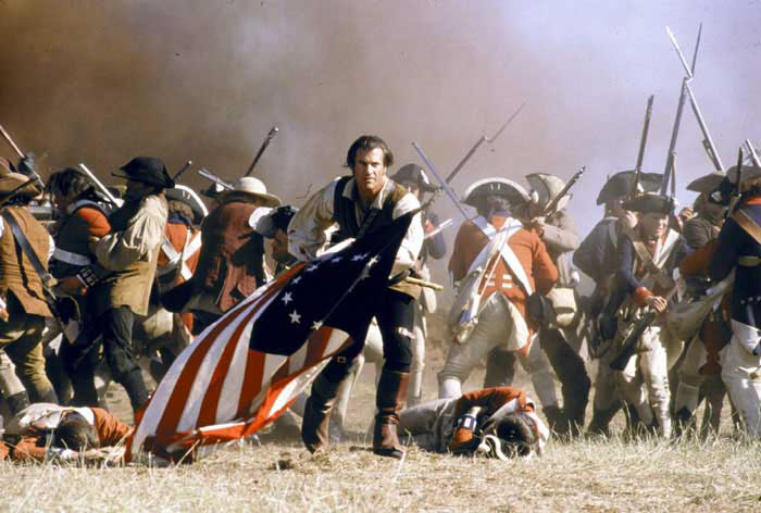 movie analysis of the patriot leadership Parents need to know that the patriot is a 2000 movie in which mel gibson plays a south carolina farmer who joins the cause of liberty in the revolutionary war this is a very violent movie, with many graphic battle scenes, vividly portrayed.