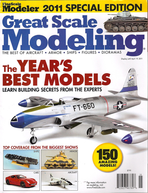 Great Scale Modeling Cover